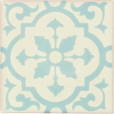 Amria Pearl Aqua Dolcer Ceramic Tile
