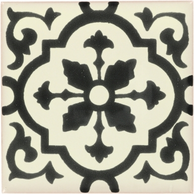 Amria Black Dolcer Ceramic Tile