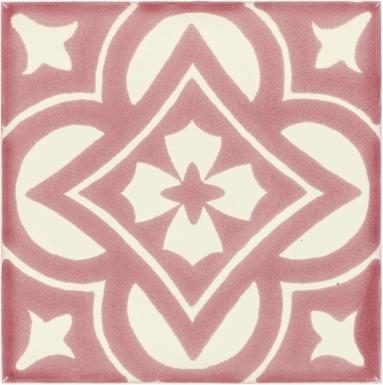 Ankara Light Red Dolcer Ceramic Tile