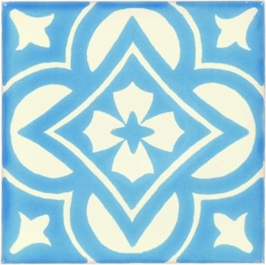 Ankara Turquoise Dolcer Ceramic Tile