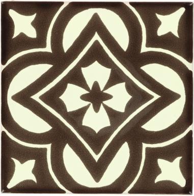 Ankara Brown Dolcer Ceramic Tile