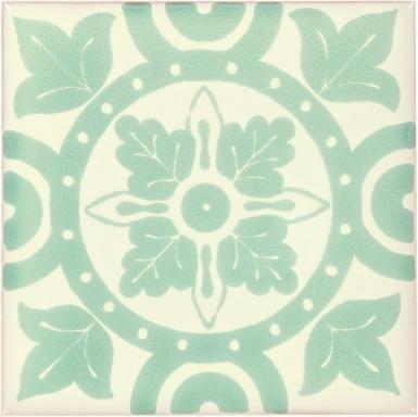 Isorella Green Dolcer Ceramic Tile
