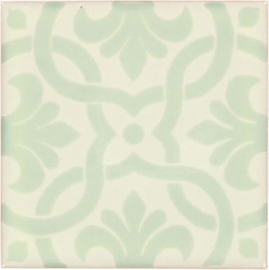 Hassania Mint Dolcer Ceramic Tile