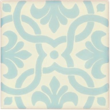 Hassania Pearl Aqua Dolcer Ceramic Tile
