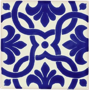 Hassania Blue Dolcer Ceramic Tile