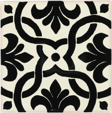 Hassania Black Dolcer Ceramic Tile
