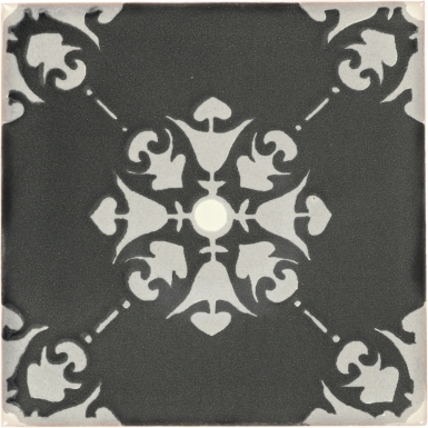 Black Vienna Dolcer Ceramic Tile