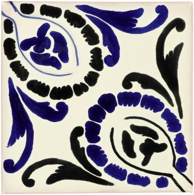 Blue Aurora Dolcer Ceramic Tile