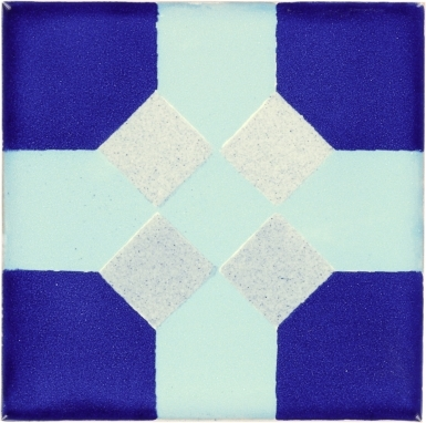 Blue Cross Roads Dolcer Ceramic Tile