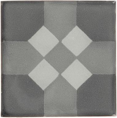Gray Cross Roads Dolcer Ceramic Tile