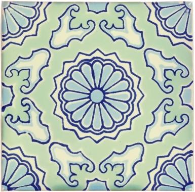 Florina Mint Dolcer Ceramic Tile
