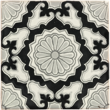 Florina Black Dolcer Ceramic Tile