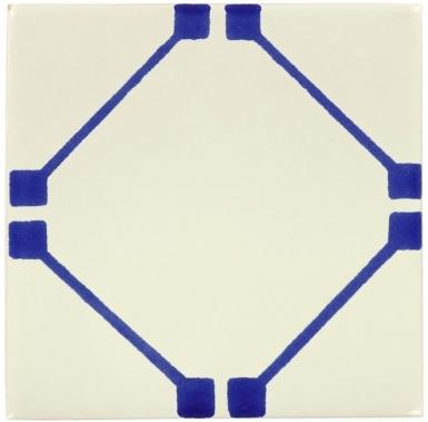 Lucania Blue Dolcer Ceramic Tile