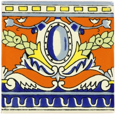 Ferriere Orange Dolcer Ceramic Tile