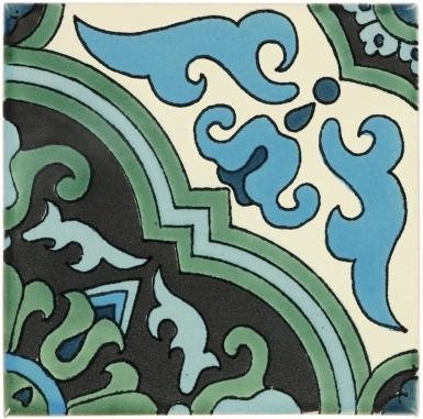 Quarter Algaba 3 Dolcer Ceramic Tile