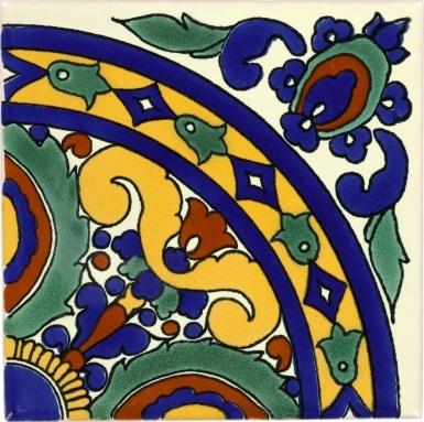 Quarter Isola 1 Dolcer Ceramic Tile