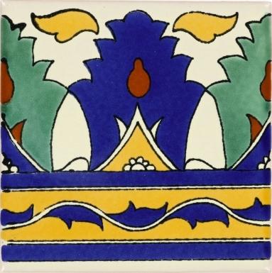 Pienza 3 Dolcer Ceramic Tile