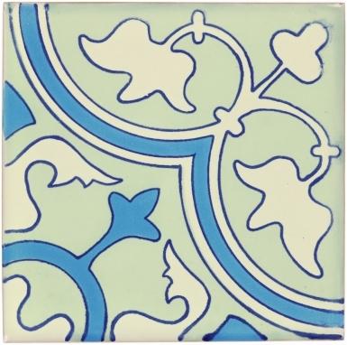Quarter Montseny 3 Sevilla Handmade Ceramic Floor Tile