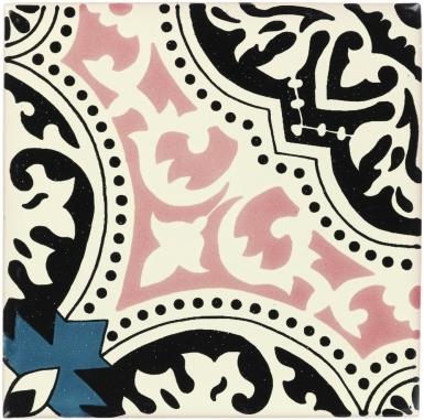 Adria 2 Sevilla Handmade Ceramic Floor Tile