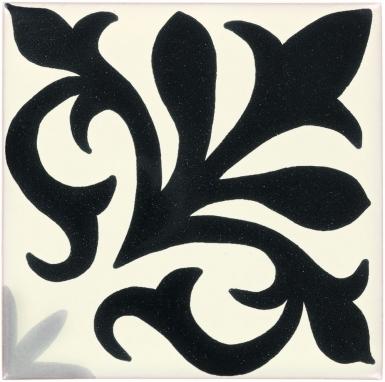 Agueda Sevilla Handmade Ceramic Floor Tile