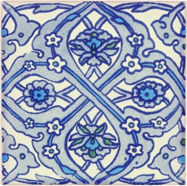 Larino 1 Dolcer Damasco Ceramic Tile