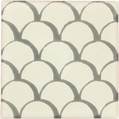 Gray Scales Dolcer Ceramic Tile