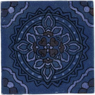 Castellina 2 Handmade Siena Vetro Ceramic Tile
