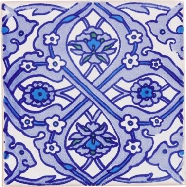 Larino 1 Terra Nova Damasco Ceramic Tile