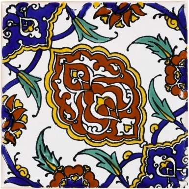 Variana 1 Terra Nova Damasco Ceramic Tile