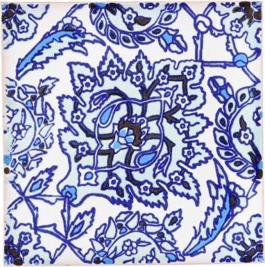Gordena 1 Terra Nova Damasco Ceramic Tile