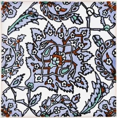 Gordena 2 Terra Nova Damasco Ceramic Tile