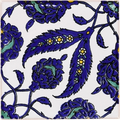 Pregola 1 Terra Nova Damasco Ceramic Tile