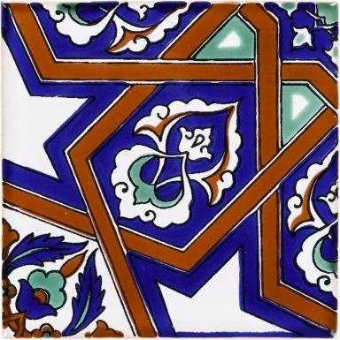 Sapri Terra Nova Damasco Ceramic Tile