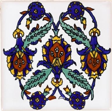 Caprieto Terra Nova Damasco Ceramic Tile