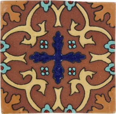 Cordova Tierra High Fired Handcrafted Tile