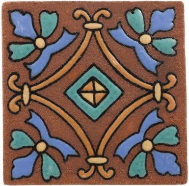 Isabella Tierra High Fired Handcrafted Tile