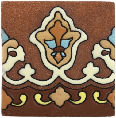 Andalucia Tierra High Fired Handcrafted Tile