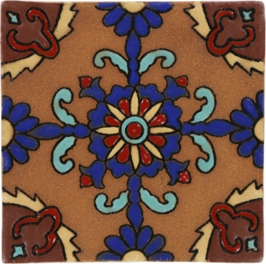 Rosario Tierra High Fired Handcrafted Tile