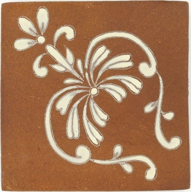 Florence Tierra High Fired Handcrafted Tile