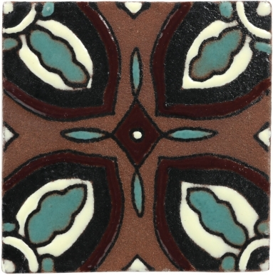 Montechiaro 2 Tierra High Fired Handcrafted Tile