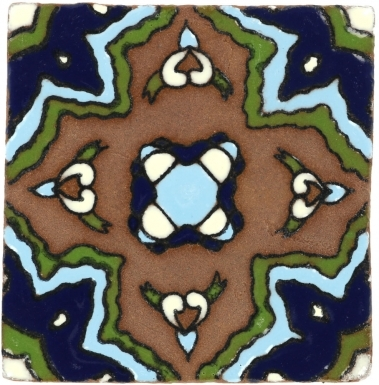 Rocco 2 Tierra High Fired Handcrafted Tile