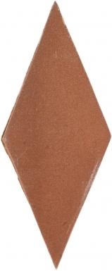 "2.75"" x 6.625"" Diamond - Tierra High Fired Floor Tile"