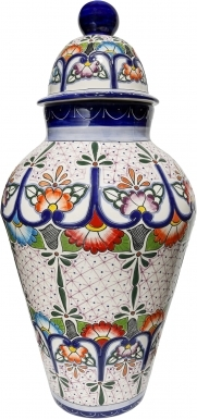 Talpa - Large Ceramic Ginger Jar