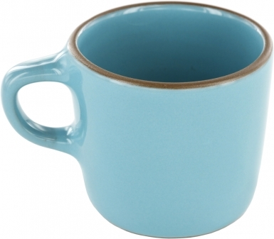 Turquoise - Handcrafted Ceramic Coffee & Tea Cup