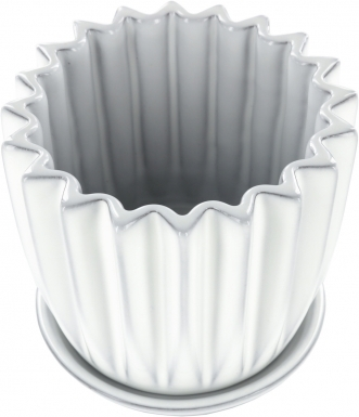 Pure White Gloss - Small Ceramic Planter
