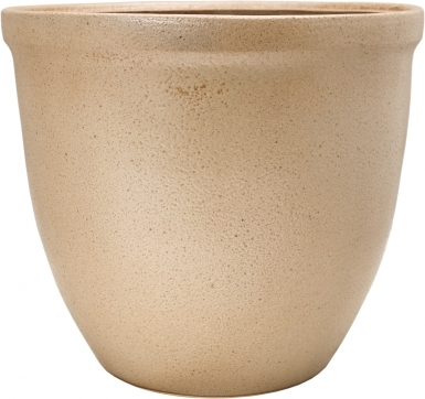 Beige Matte - Ceramic Planter
