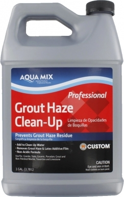Aqua Mix Grout Haze Clean-Up