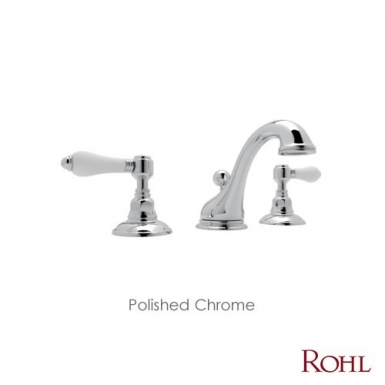 ROHL Country Bath Viaggio Widespread Lavatory Faucet