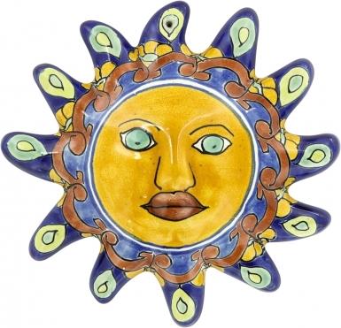 Sun 2 - Mexican Talavera Sun