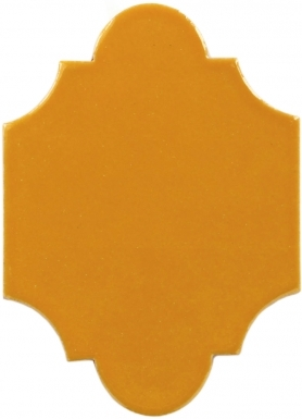 Sunflower Yellow - Terra Nova Hacienda Riad Ceramic Tile